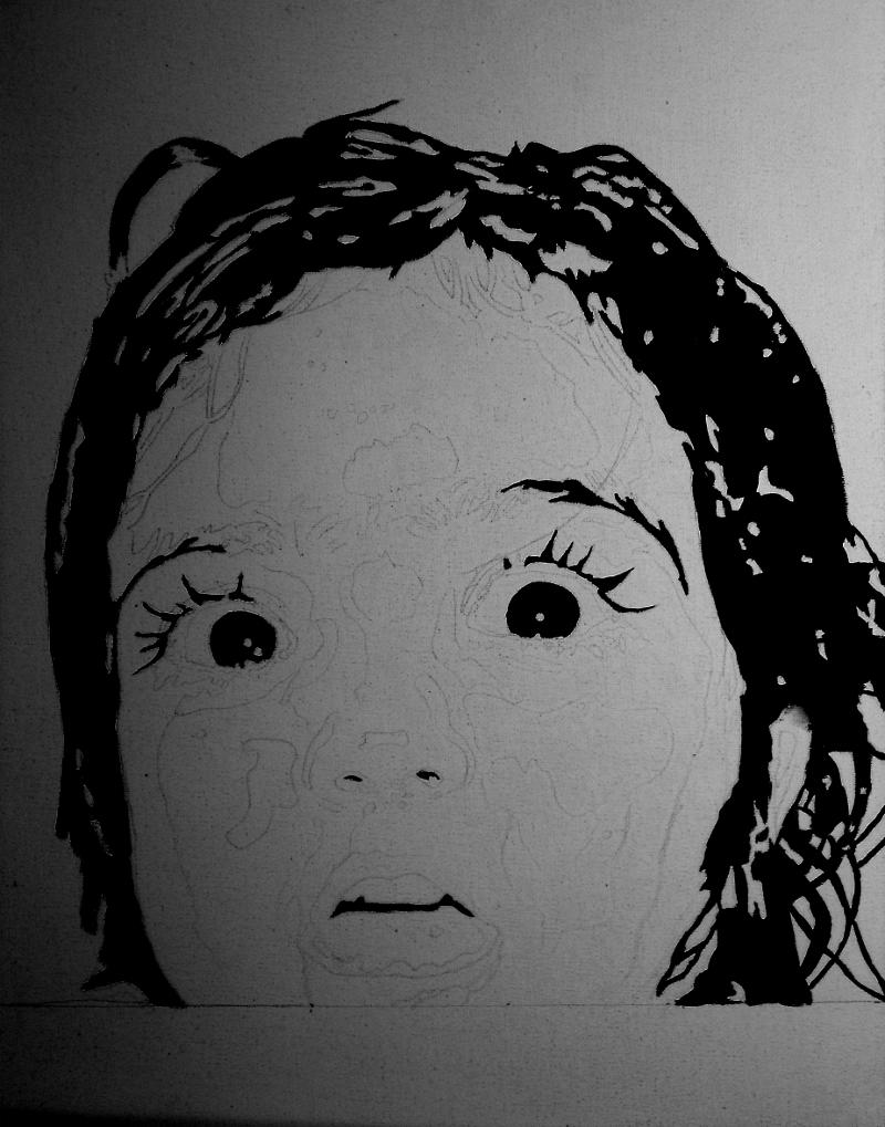 Como Pintar Retrato Ou Rosto Com Tinta A Oleo Parte 1 Como