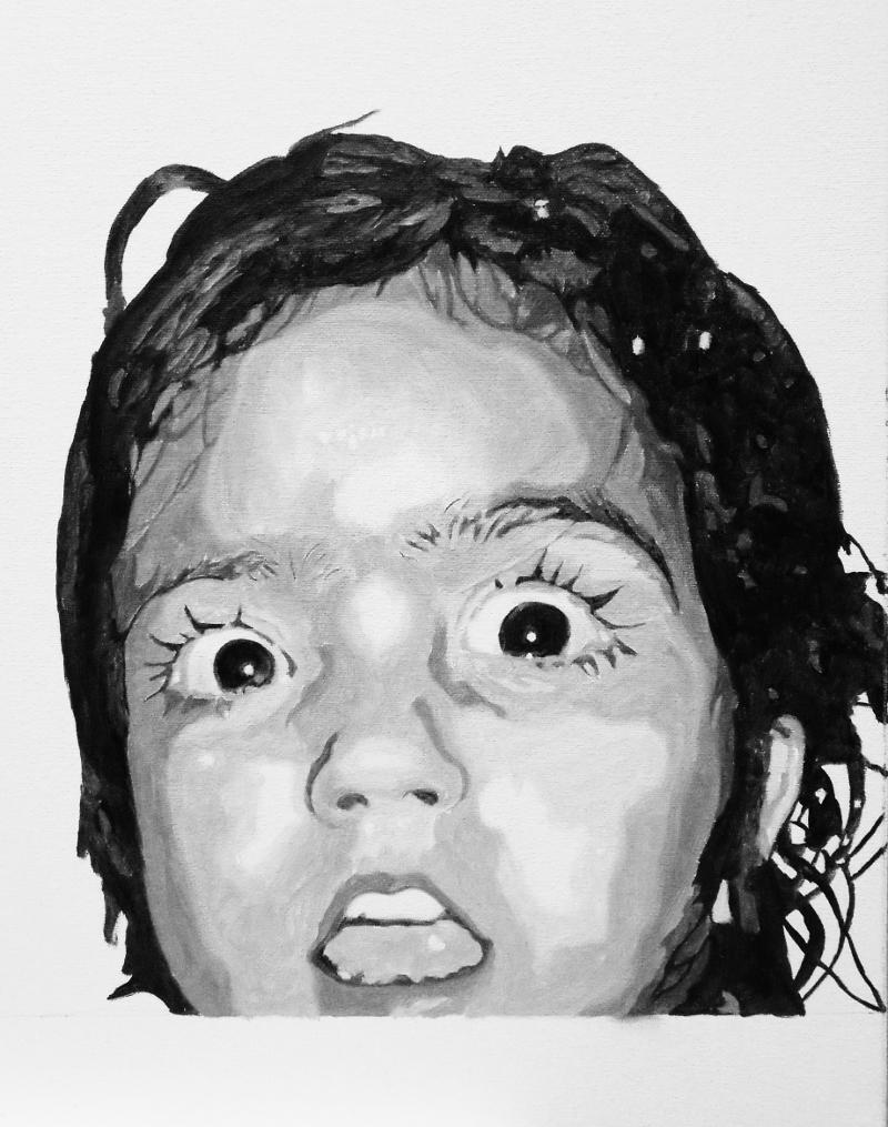 Como pintar rostos