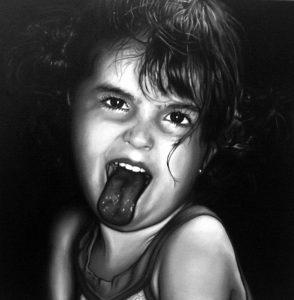 Óleo sobre tela/oil on canvas 55x55 cm 2012